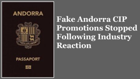Andorra passport fraud